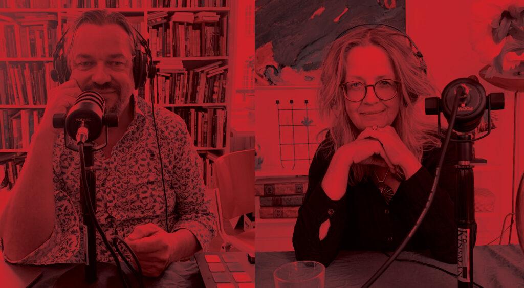 Bild på David Isaksson och Ylva Bergman