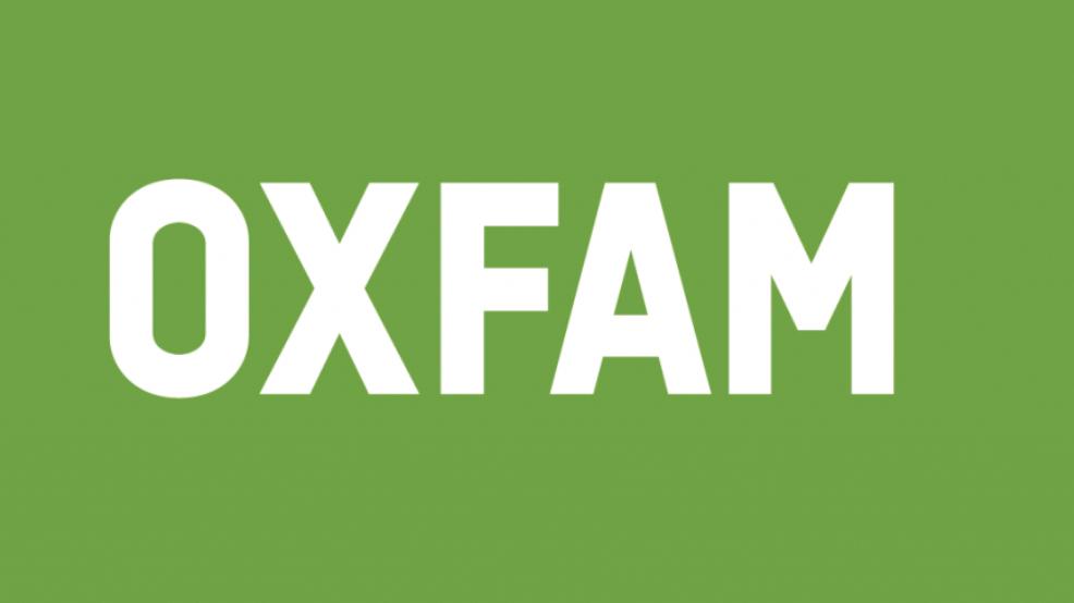 Oxfams logotyp