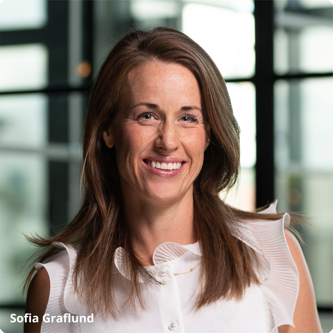 Sofia Graflund WaterAid Sveriges styrelse